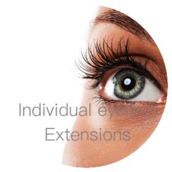 Individual Eyelash Extensions Description